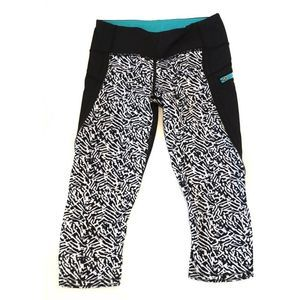 Lululemon Run: Top Speed Crop Leggings